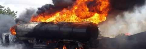 Взрыв бензовоза в Африке: ритуал