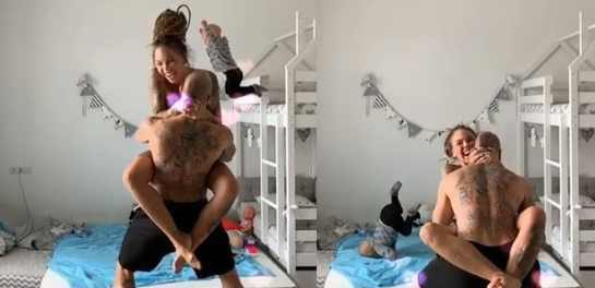 Травля блогеров за видео с падающим ребенком