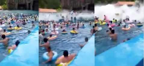 44 туриста в остались инвалидами из цунами в бассейне