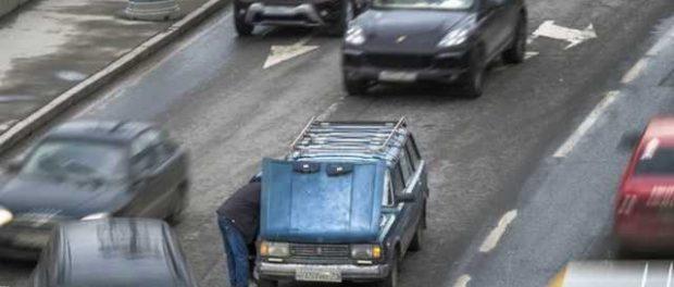 Депутаты придумали избавиться от старых машин