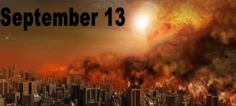 13 сентября уже закончится Третья Мировая война