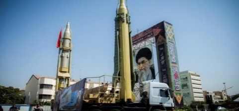 У Ирана откуда то взялись ракеты для запуска в Космос