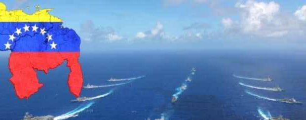 Пентагон готов к морской блокаде Венесуэлы
