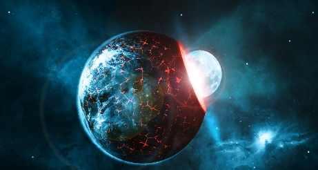 Когда Земля расколется по полам