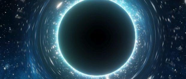 В Космосе нашли самую большую черную дыру