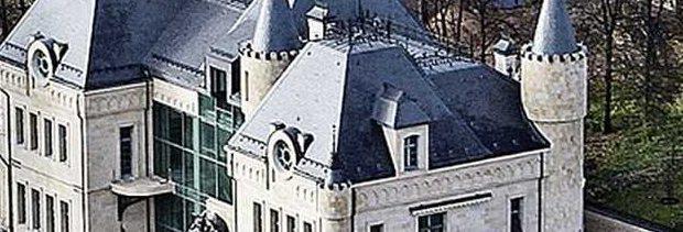 Замок Галкина может проверить прокуратура