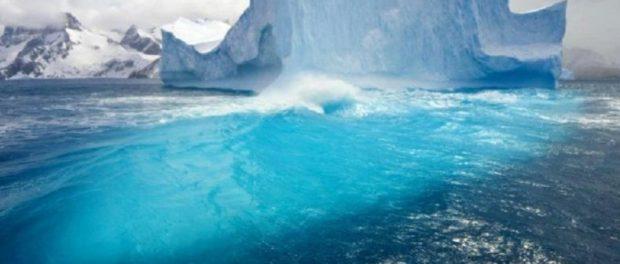 В Антаркдите обнаружили нечто из Космоса