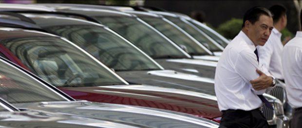 Китай готов предоставить России подержанные автомобили