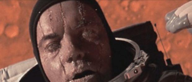 Марсианский воздух не пригоден для жизни