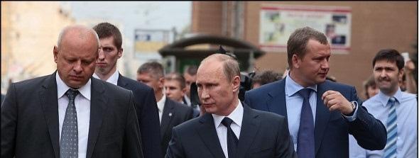 На охрану Путина потратят 475 млн. рублей