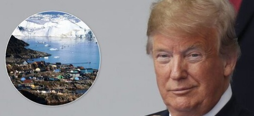 Трамп не едет Данию из-за отказа продать Гренландию