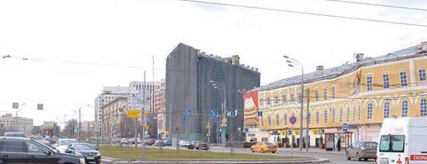 Московский таксист выстрелил в глаз мужчине