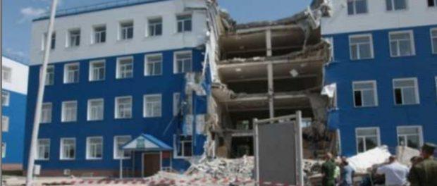 Топ-менеджер строительной фирмы арестован за гибель десантников в Омске