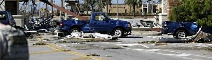 Ураган «Доириан» не оставит никому шансов на выживание