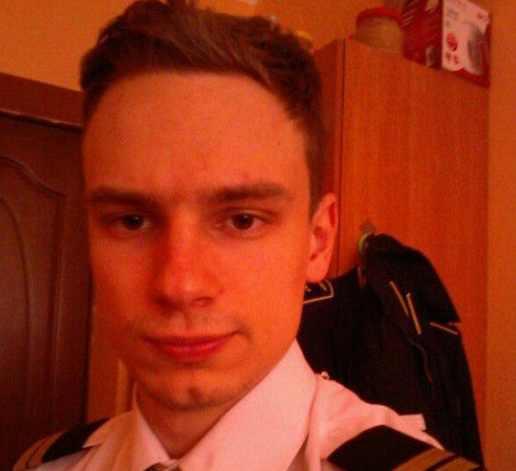 Георгий Мурзин второй пилот