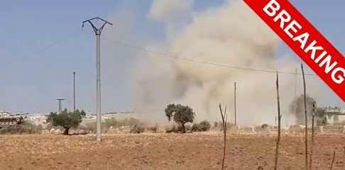 На Востоке начинается война между Сирией и Турцией