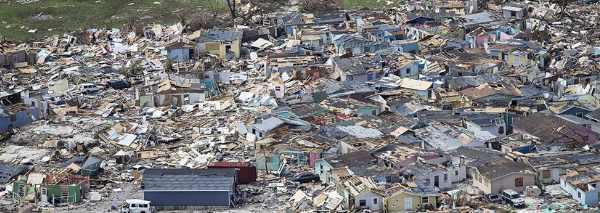 Багамские острова все еще не восстановились послу Урагана Дориан