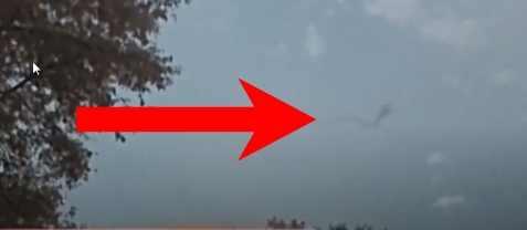 В США появилось необычное НЛО