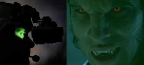 Пентагон скоро сможет наделить солдат ночным зрением