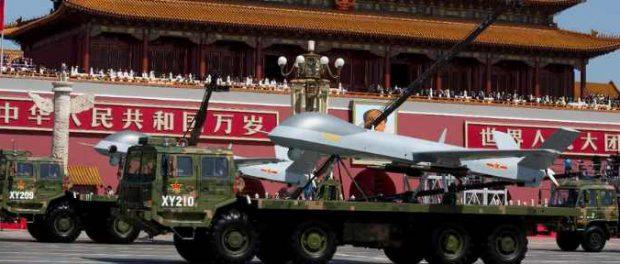 Китай усилил армию Сербии беспилотниками