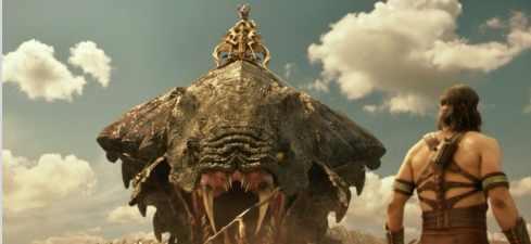Твари и чудовища полезли из недр Земли