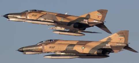 Иран готовится к бомбежка Израиля