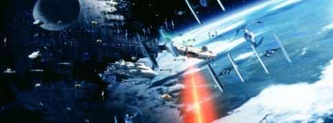 На Землей началась космическая война