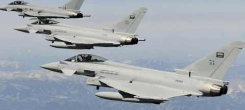 Саудовская Аравия начала бомбить Иран