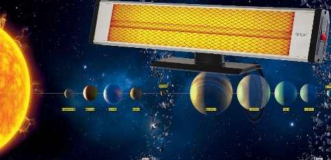 В солнечной системе началось глобальное потепление