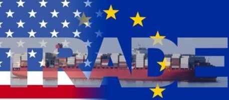 Трамп обложит тарифами  Европу