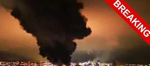 Во Франции горит «Второй Чернобыль»