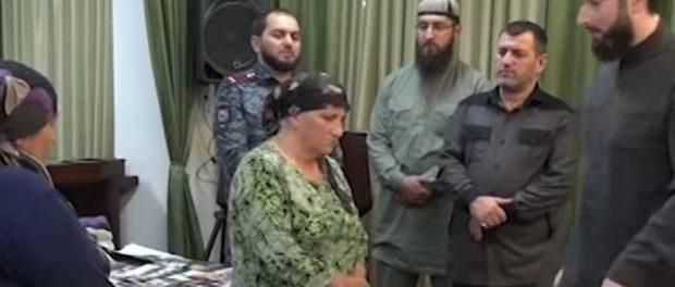 В Чечне полным ходом идёт охота на ведьм