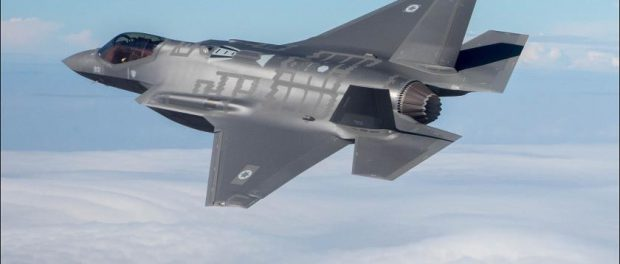 Израиль прибыли новые f-35 для уничтожения С-400