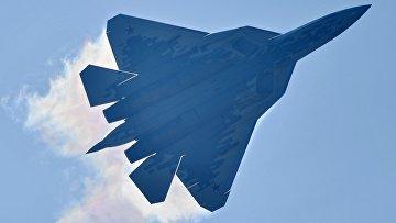 Россия готовится к конфликту и покупает СУ-57