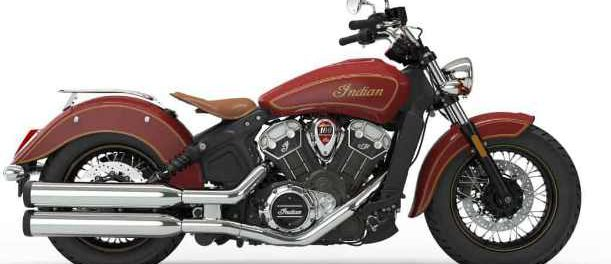 Scout Limited Edition 100th Anniversary Motorcycle