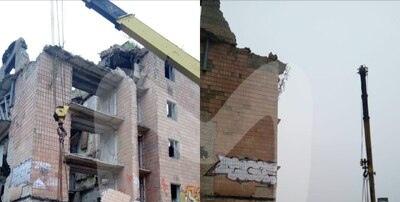 В России обрушился ПАНСИОНАТ. Под завалами остались люди