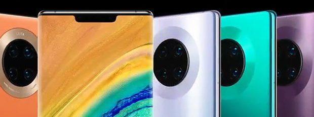 Первые смартфоны Huawei без сервисов Google