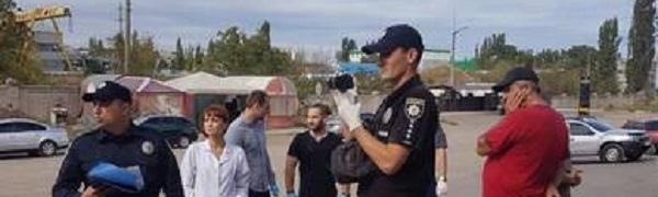 В Николаеве на заправке нашли 3 трупа