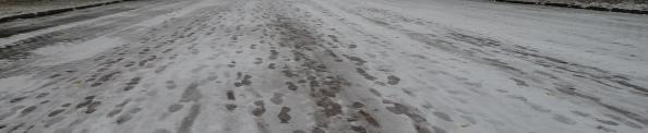 На Среднем Урале выпадет уже снег