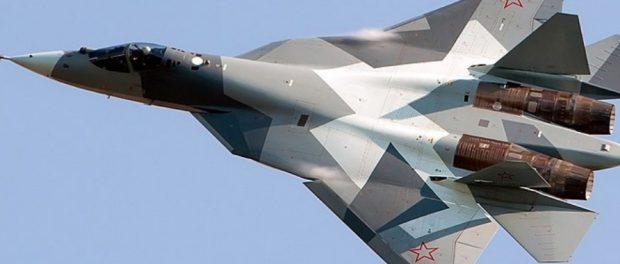 СУ-57 будет взлетать вертикально