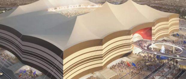 Катар на Кубок Мира по футболу строит отели прямо на стадионе