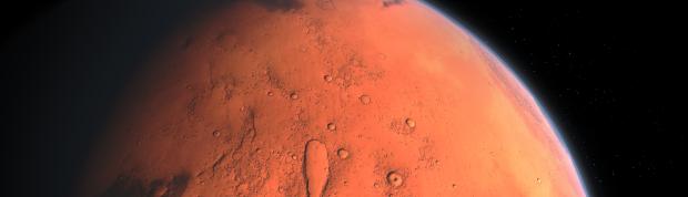 Магнитное поле Марса в 10 раз сильнее, чем на Земле