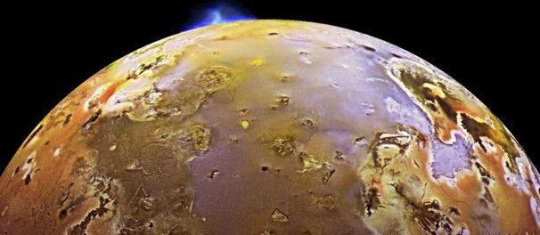 На Юпитере ждут извержение вулкана