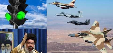Израиль готов к бомбежке иранских объектов