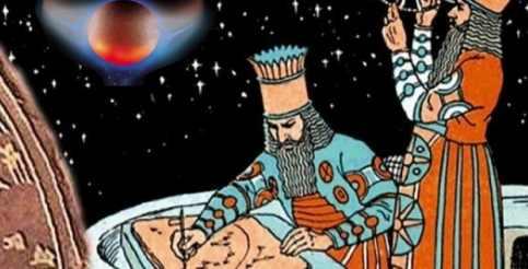Японские астрономы нашли напоминания о Нибиру