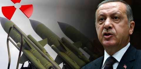 Турция не собирается отдавать США ядерные бомбы