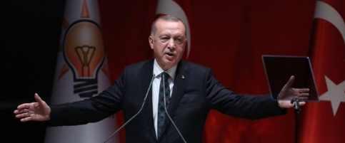 Манбидж вместо Эрдогана заняла Россия