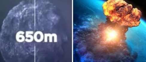 Астероид 481394 2006 SF6 обрушит Землю