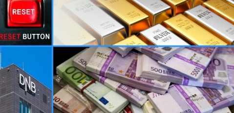 Голландия кинулась скупать золото перед Большой Войной