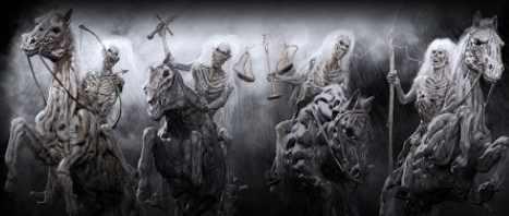 В мире наступает голод и Апокалипсис